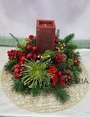 Centro Navidad - CRISMAS