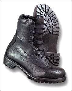 British Army Genuine Issue Leather Gore