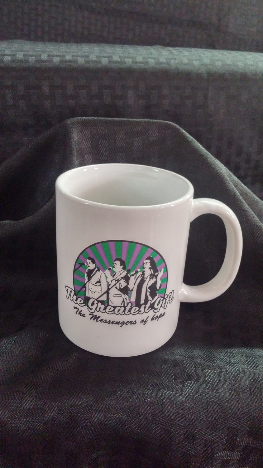 The Greatest Gift Coffee Mug