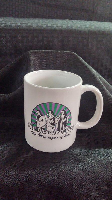 The Greatest Gift Coffee Mug
