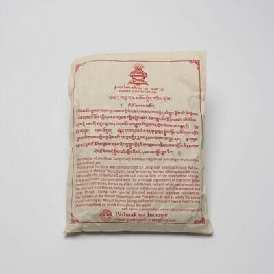 Encens tibétain riwo sangchod