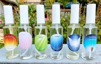 Rayons purificateurs