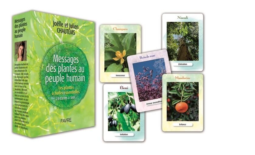 """Oracle """"Messages des plantes au peuple humain"""""""