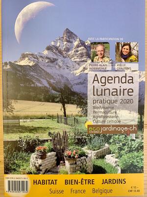 Agenda biodynamique et lunaire 2021
