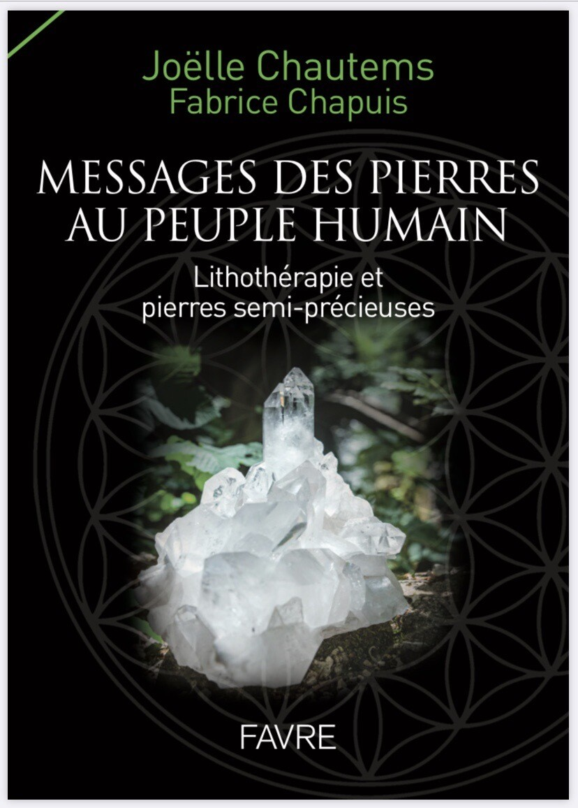 Message des pierres au peuple humain - PRECOMMANDE