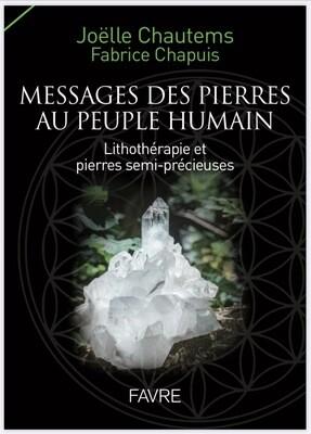 Message des pierres au peuple humain