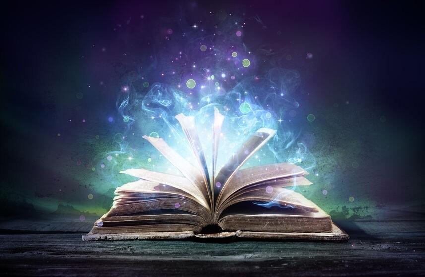 12 décembre: Atelier adulte: création grimoire magique