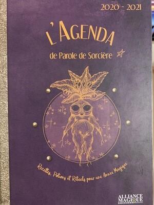 Agenda parole de sorcière