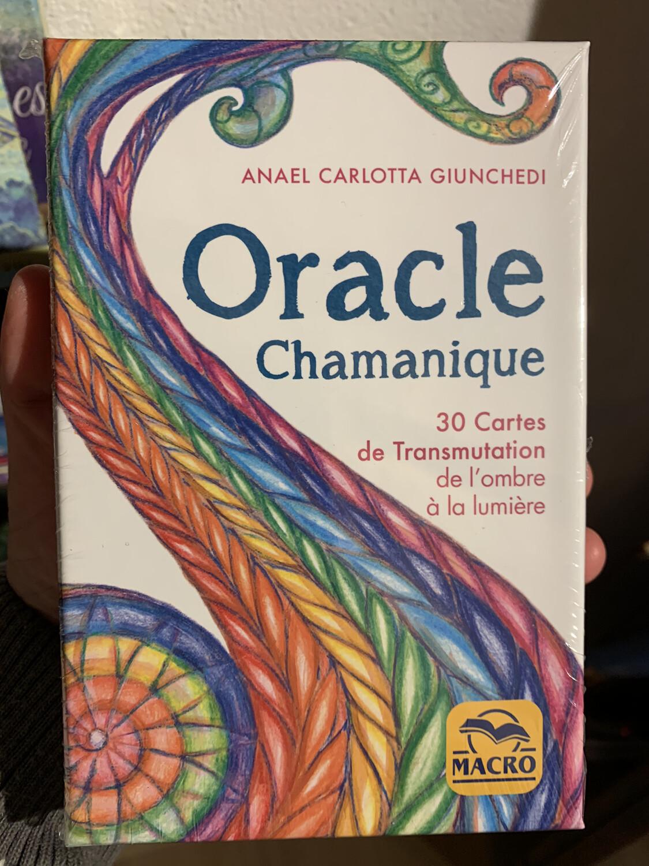 «Oracle chamanique»