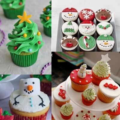 9 décembre : Atelier enfants : Décoration de mini-cupcakes