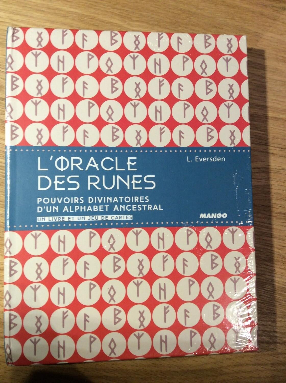 «Oracle des runes». L.Eversen.