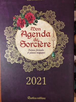 Mon agenda de Sorcière