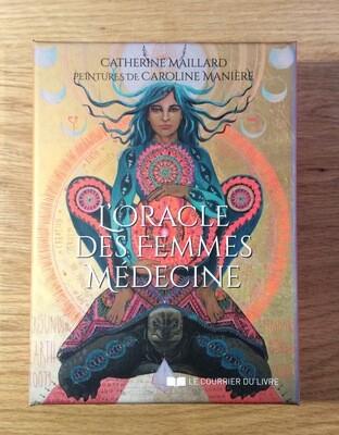«L'oracle des femmes médecines»