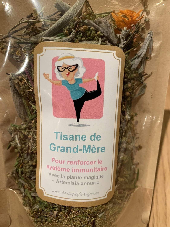 Tisane de grand-mère pour renforcer le sytème immunitaire