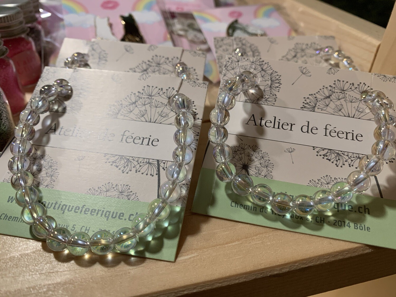 Bracelet «magie de licorne»