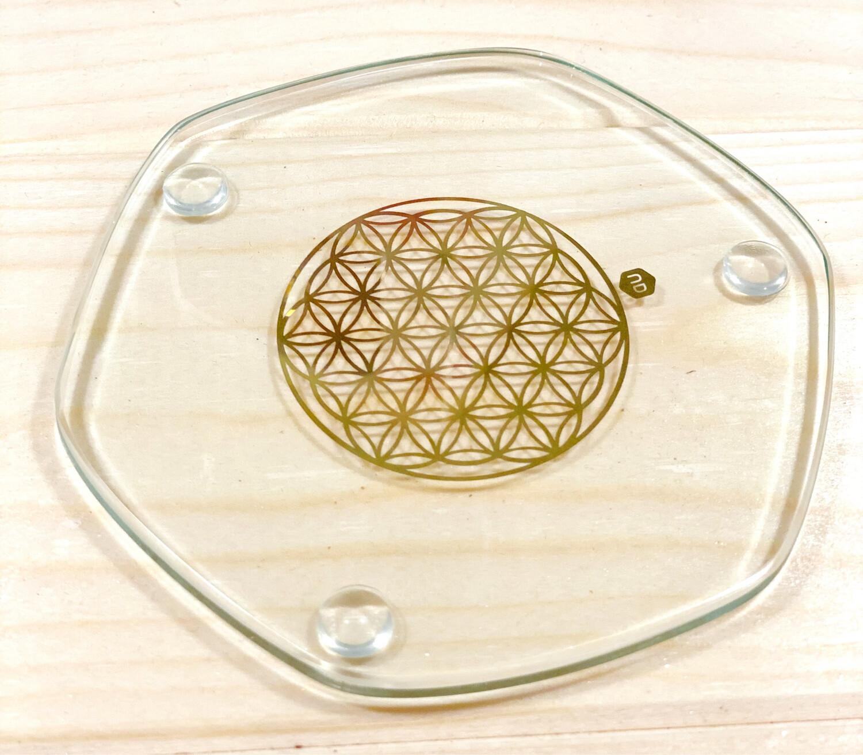 Harmonisateur pour pierres ou pour verre en verre