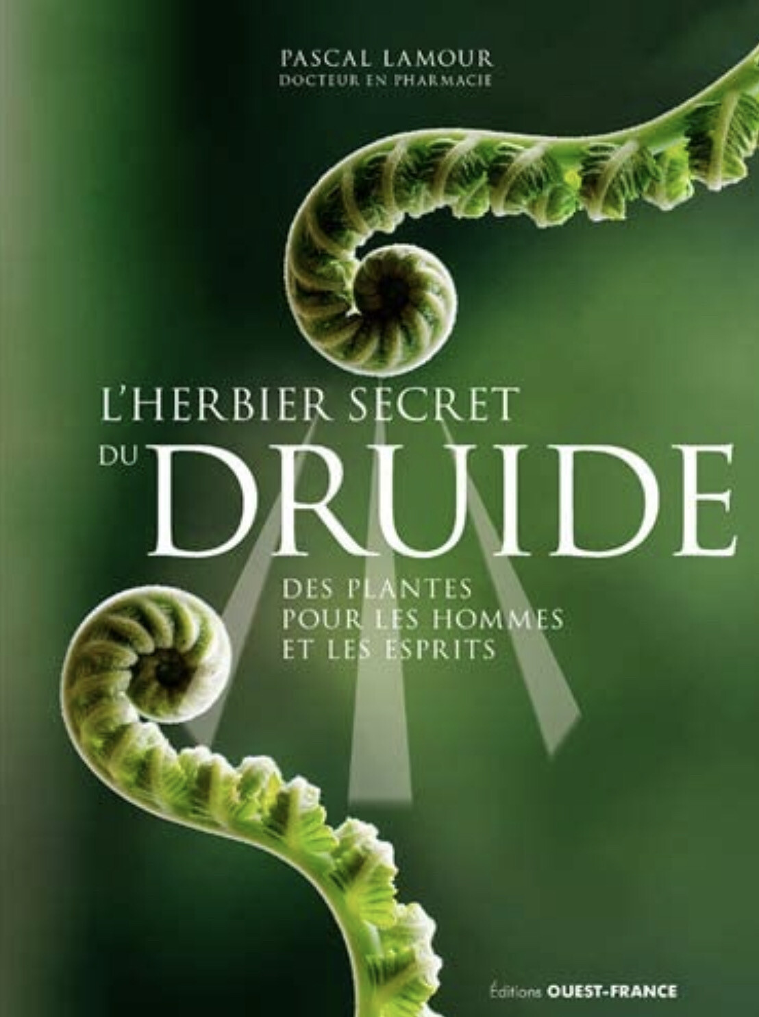 L'herbier secret du druide