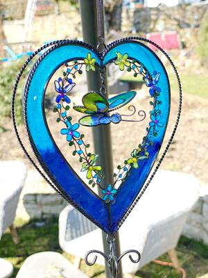 Carillon pour les Devas du jardin «Libellule»