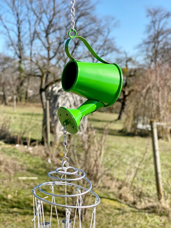Carillon pour jardiniers «arroser la vie»