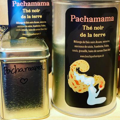 Pachamama, thé noir de la terre