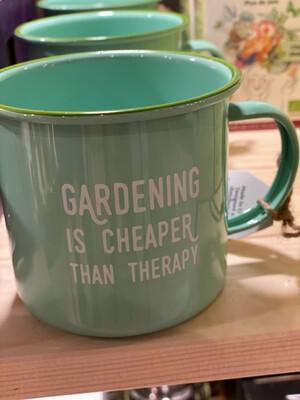 Tasse du jardinier
