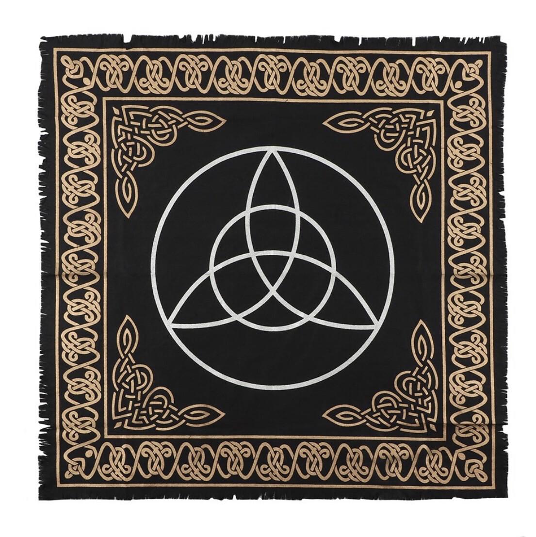 Drapé pour autel «Triskel»