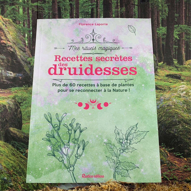 Recettes secrètes des druidesse