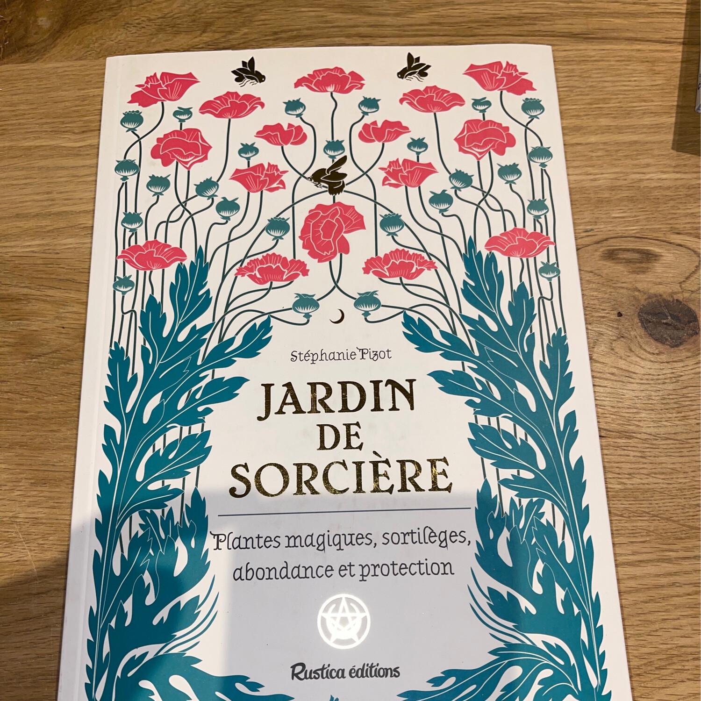 Jardin De Sorcière, Plantes magiques, Sortilèges, Abondance Et Protection
