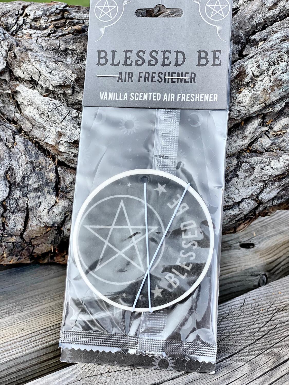 Sent-Bon pour carrosse magique avec bénédiction païenne
