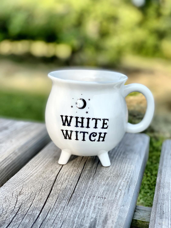 Tasse «white witch»