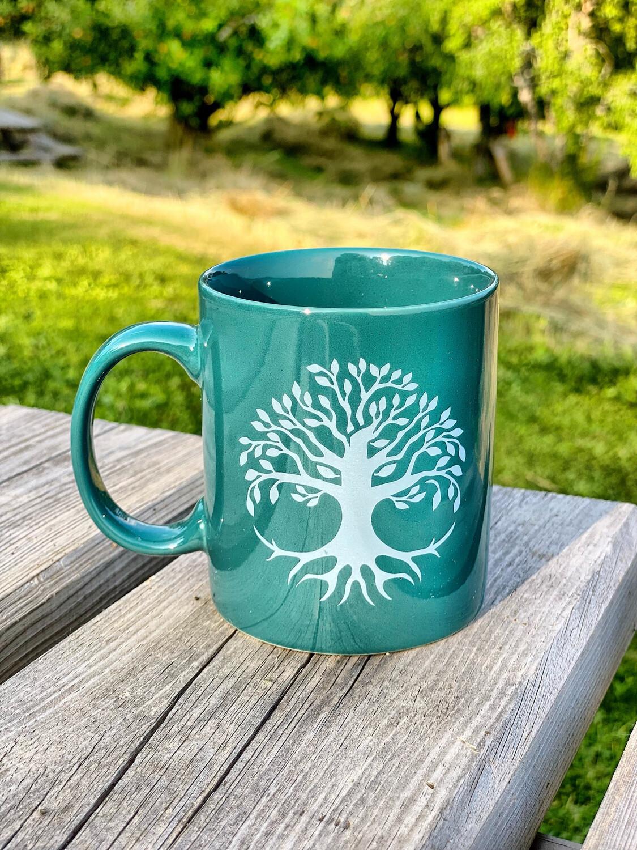 Tasse arbre de vie