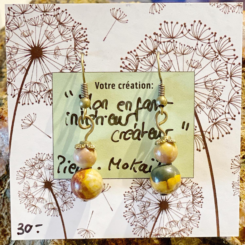 «Mon enfant intérieur créateur» Mokaïte
