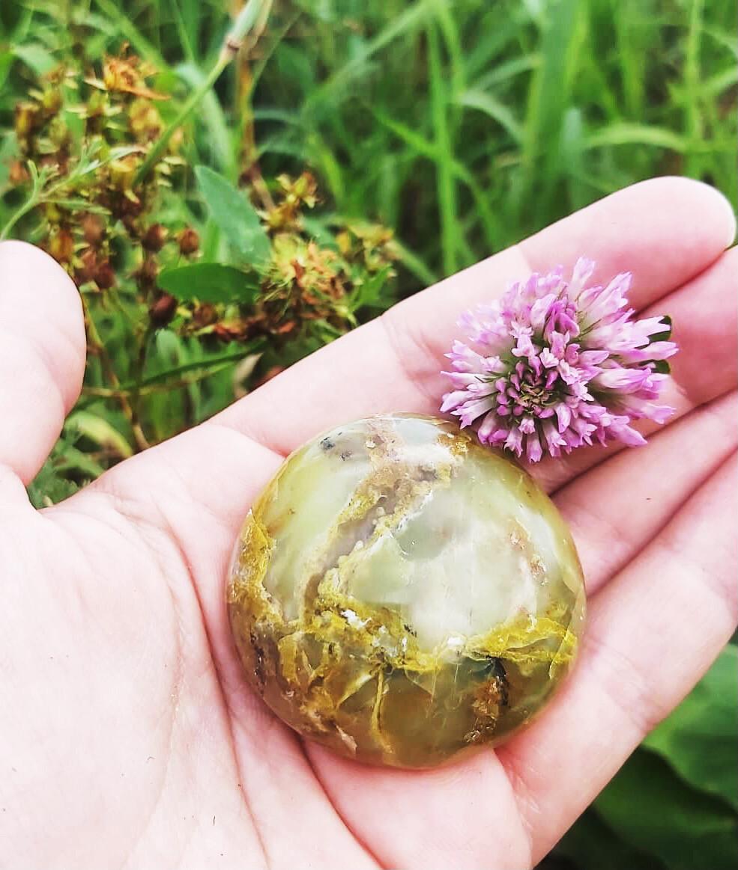 Opale verte n°201
