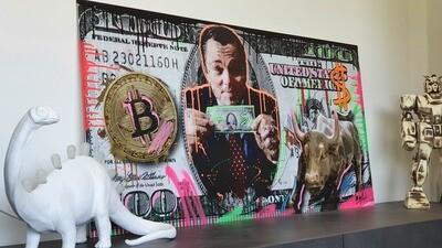Wolf of Blockchain