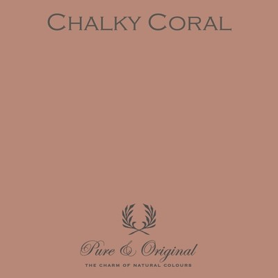 Chalky Coral Fresco