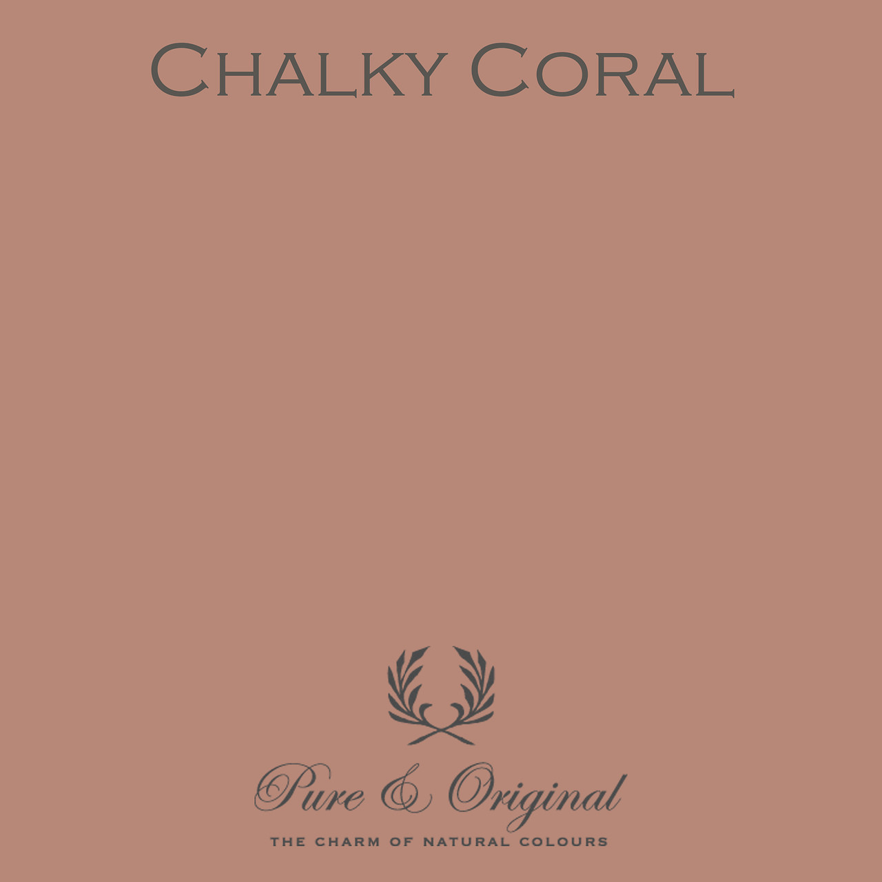 Chalky Coral Lacquer