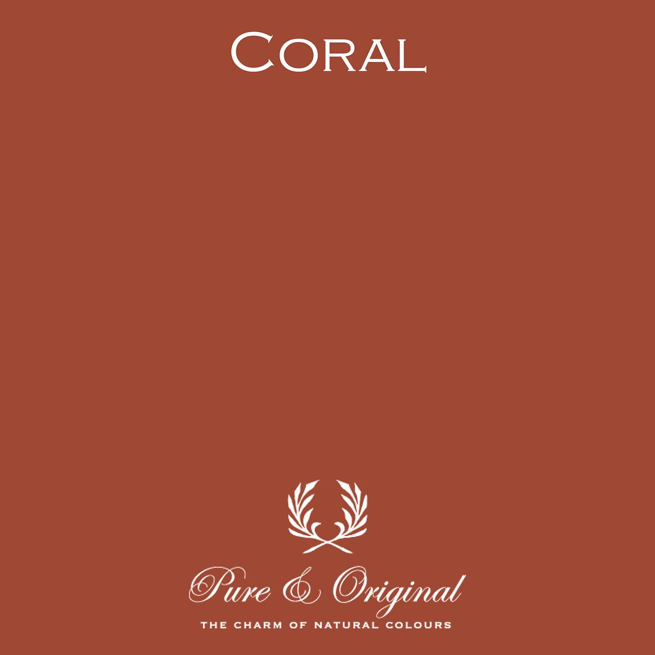 Coral Lacquer