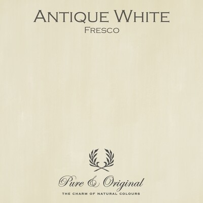 Antique White Fresco