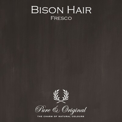 Bison Hair Fresco