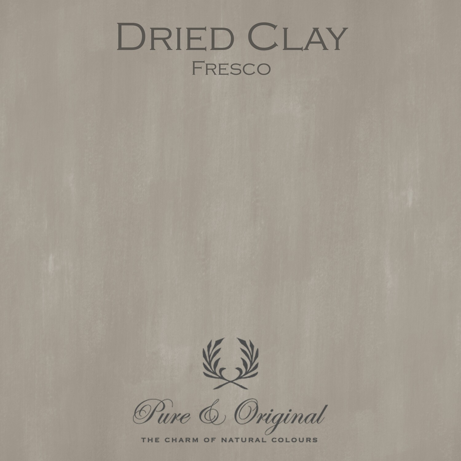 Dried Clay Fresco
