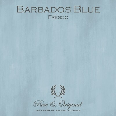 Barbados Blue Fresco