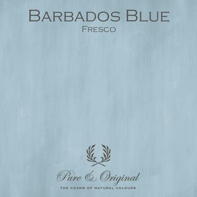 Barbados Blue Fresco