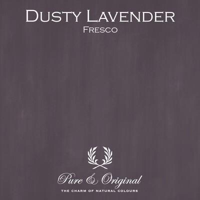 Dusty Lavender Fresco