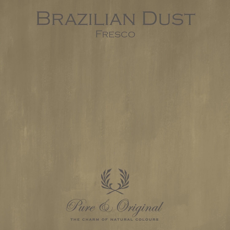 Brazilian Dust Fresco