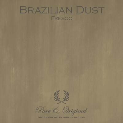 Brazilian Dust Fresco
