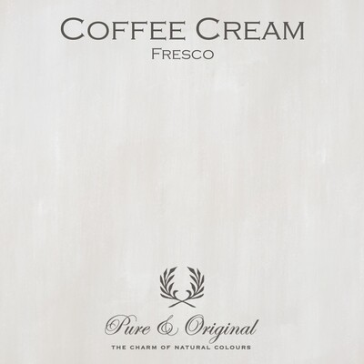 Coffee Cream Fresco