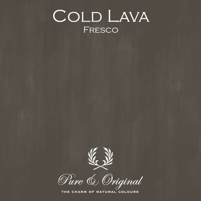 Cold Lava Fresco