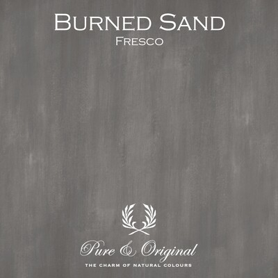 Burned Sand Fresco