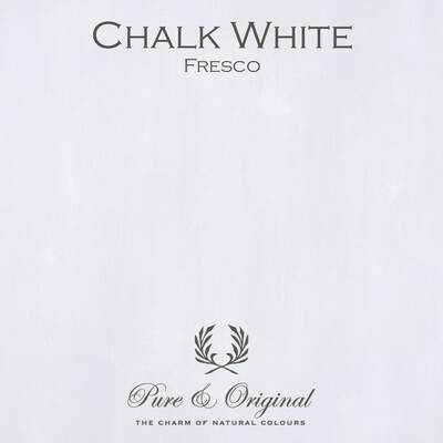 Chalk White Fresco