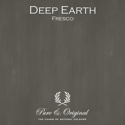 Deep Earth Fresco